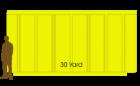 30 yard skip