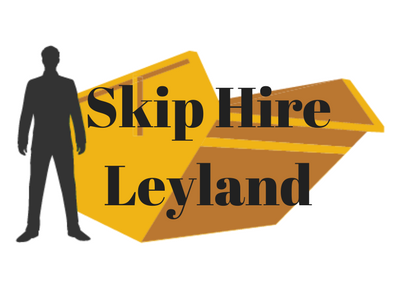 Skip Hire Leyland Services at Adlington Skip hire