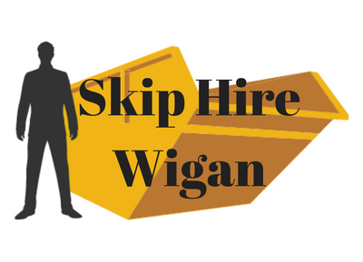 Skip Hire Wigan Services at Adlington Skip hire