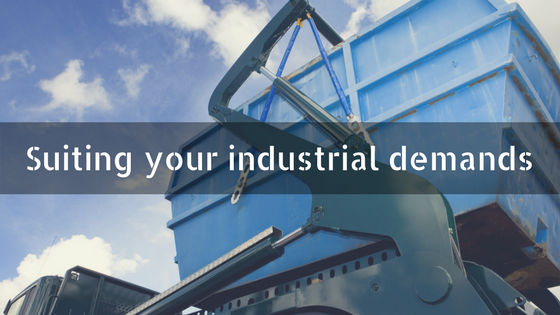 Suiting your industrial demands