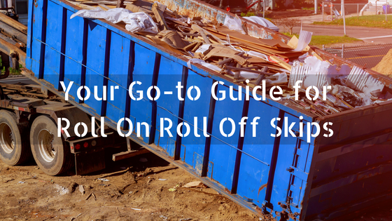 Adlington Skip Hire - Your Go-to Guide for Roll On Roll Off Skips
