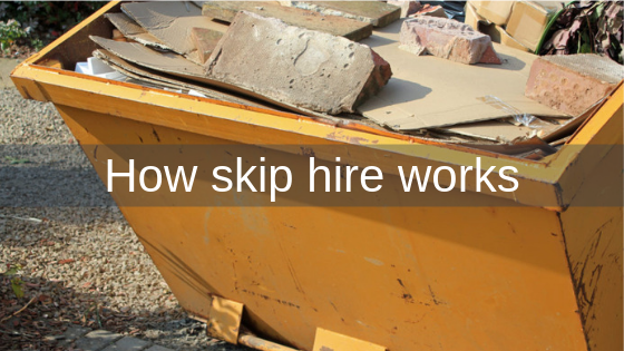 How skip hire works