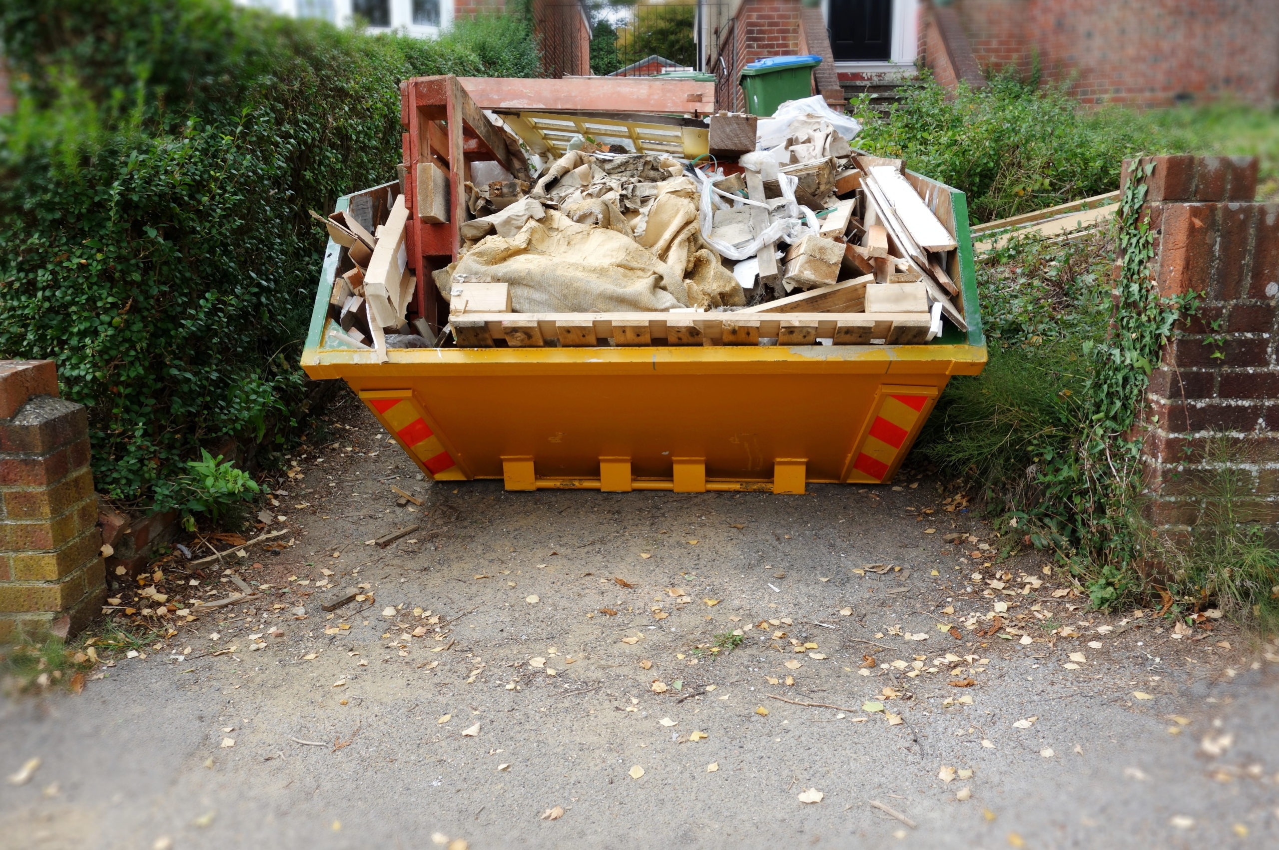 Skip Hire in Horwich